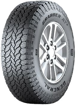 GENERAL TIRE GRABBER AT3 215/80 R15 112/109S